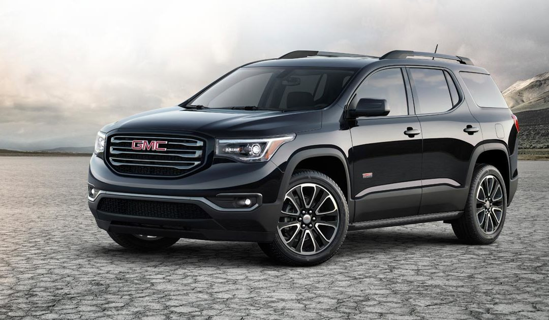 The New 2018 GMC Acadia is Now Available near Toledo!
