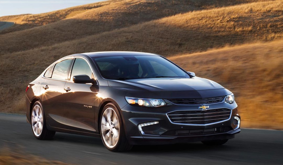 Now Offering the 2018 Chevrolet Malibu for Residents of Toledo, Ohio!