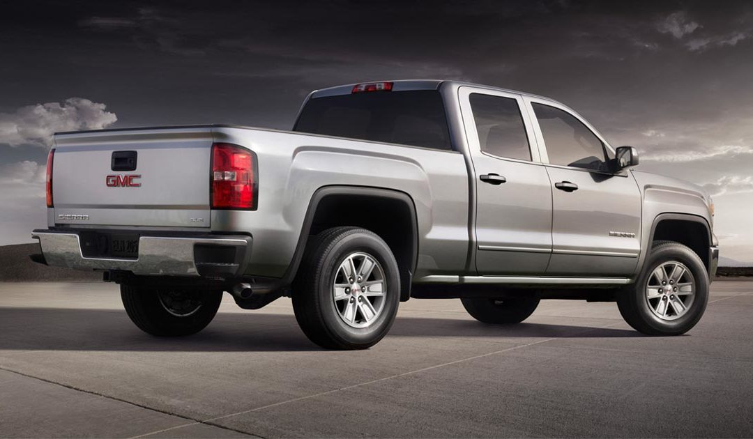 The Perfect GMC Sierra 1500 for Any Toledo Resident!