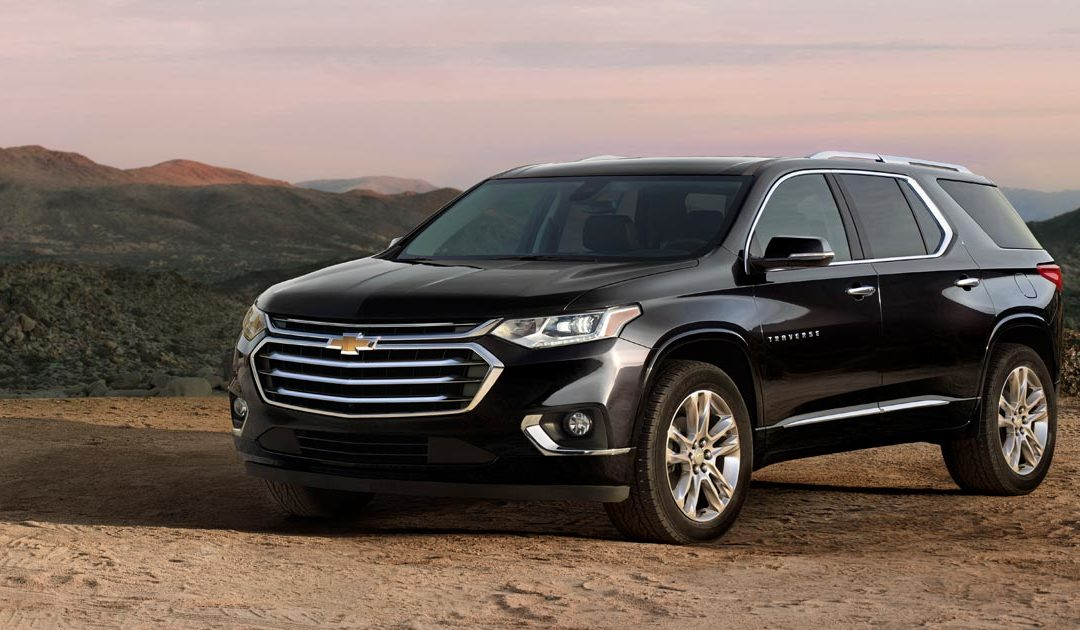 Introducing the New 2018 Chevy Traverse for Residents Near Toledo, Ohio!