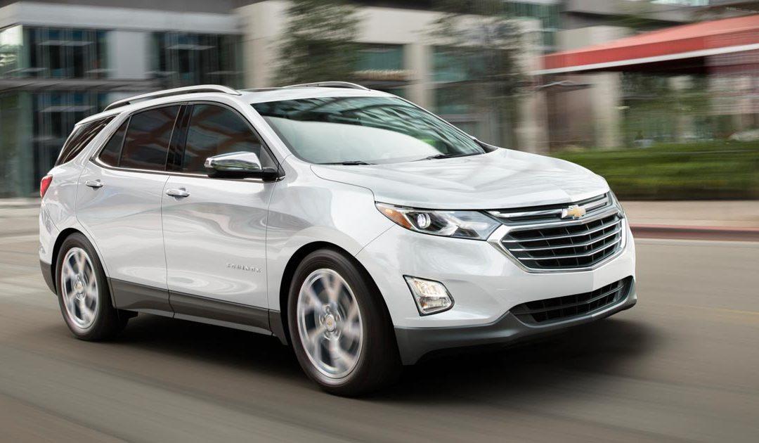 The New 2018 Chevrolet Equinox is Now Available Near Toledo, Ohio!